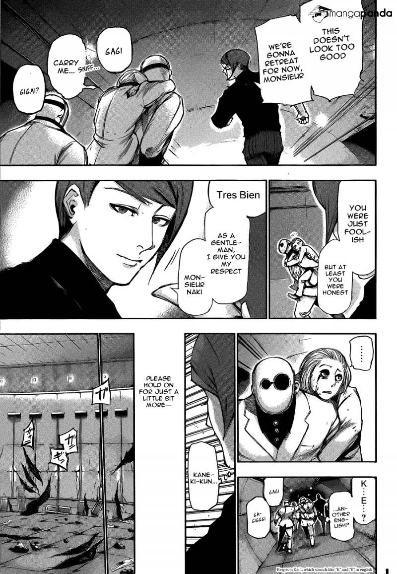 Tokyo Ghoul Chapter 104  Online Free Manga Read Image 11