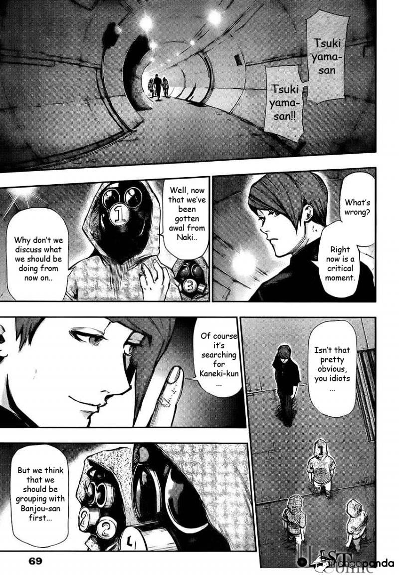 Tokyo Ghoul Chapter 105  Online Free Manga Read Image 5