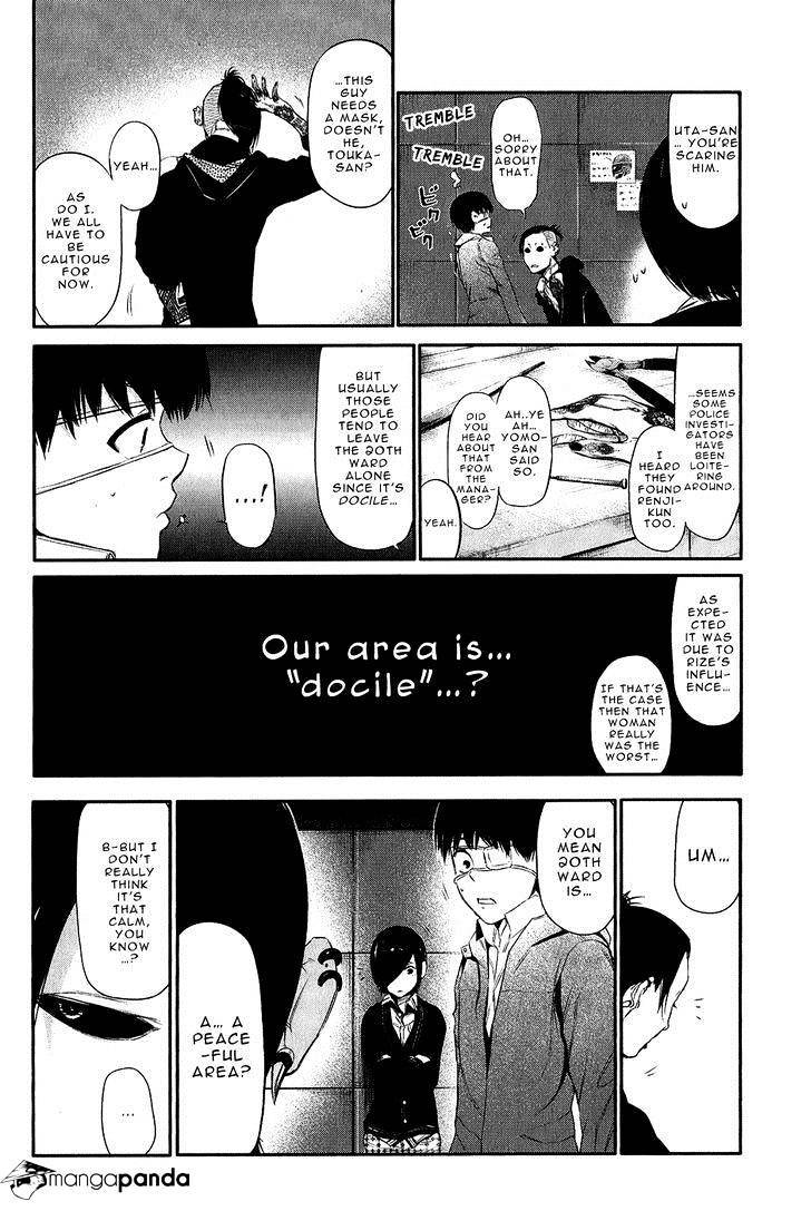 Tokyo Ghoul Chapter 11  Online Free Manga Read Image 13