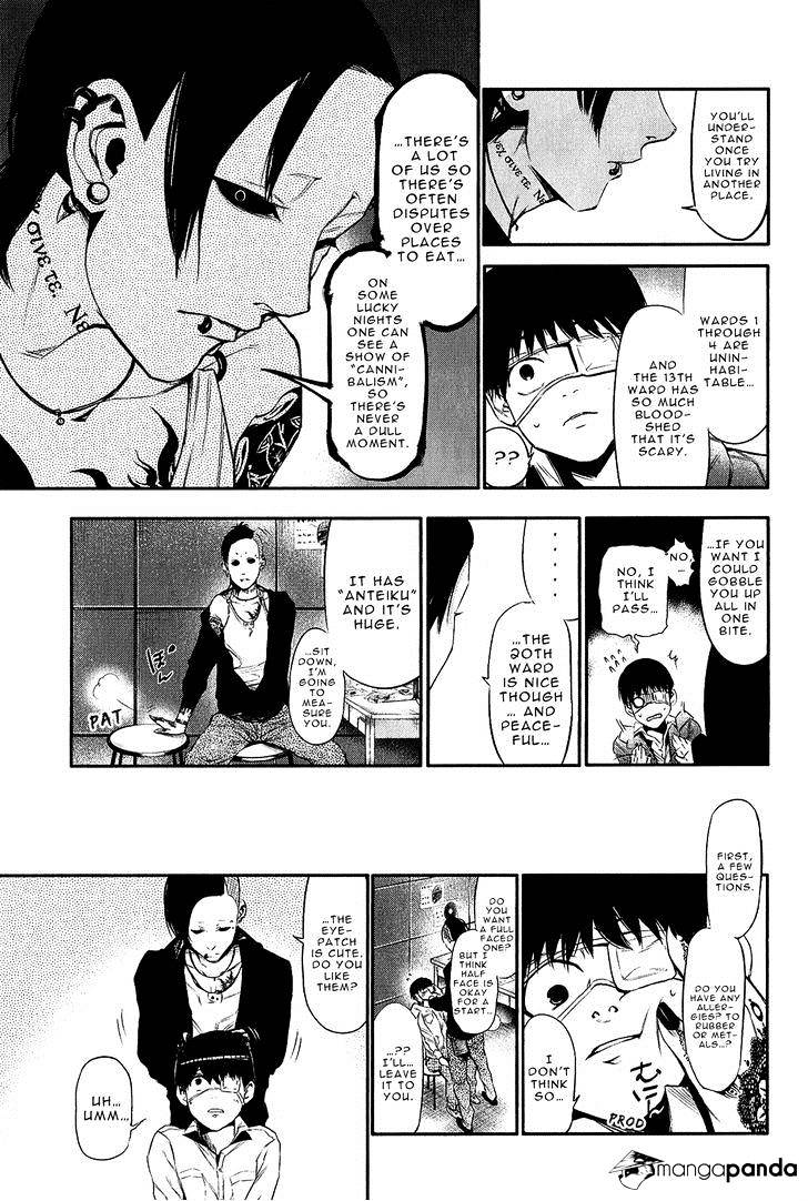 Tokyo Ghoul Chapter 11  Online Free Manga Read Image 14