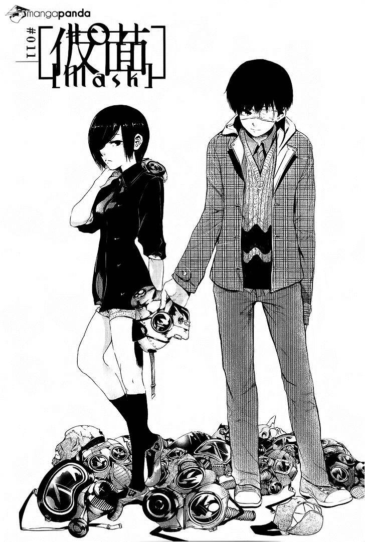 Tokyo Ghoul Chapter 11  Online Free Manga Read Image 3