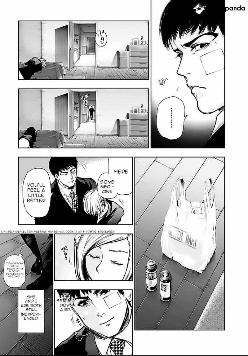 Tokyo Ghoul Chapter 111  Online Free Manga Read Image 4