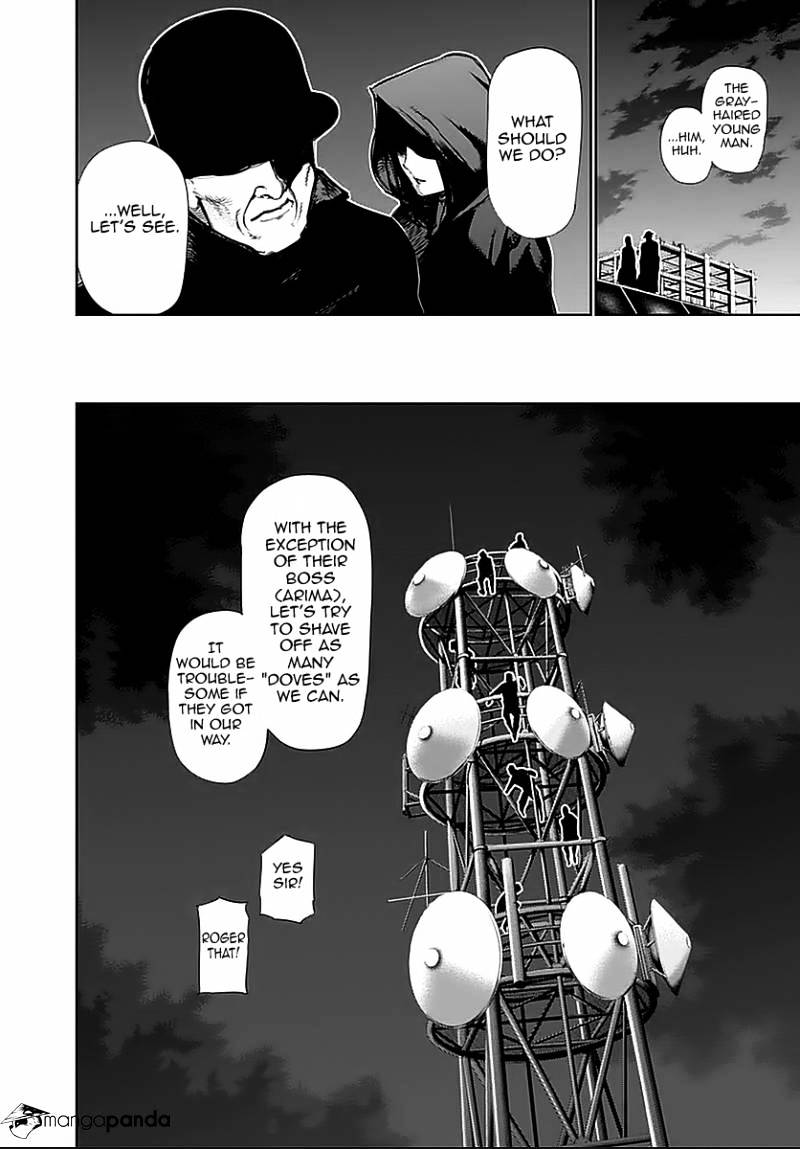 Tokyo Ghoul Chapter 112  Online Free Manga Read Image 15