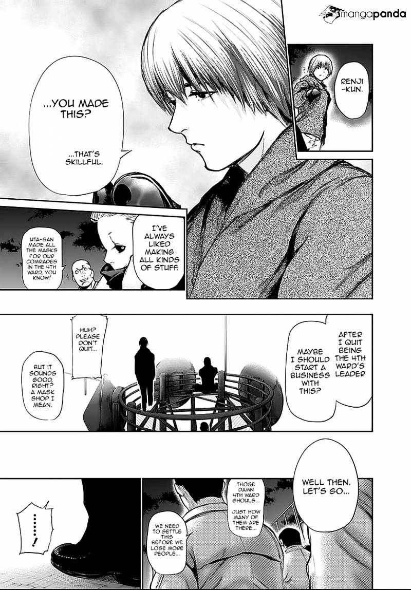 Tokyo Ghoul Chapter 112  Online Free Manga Read Image 16