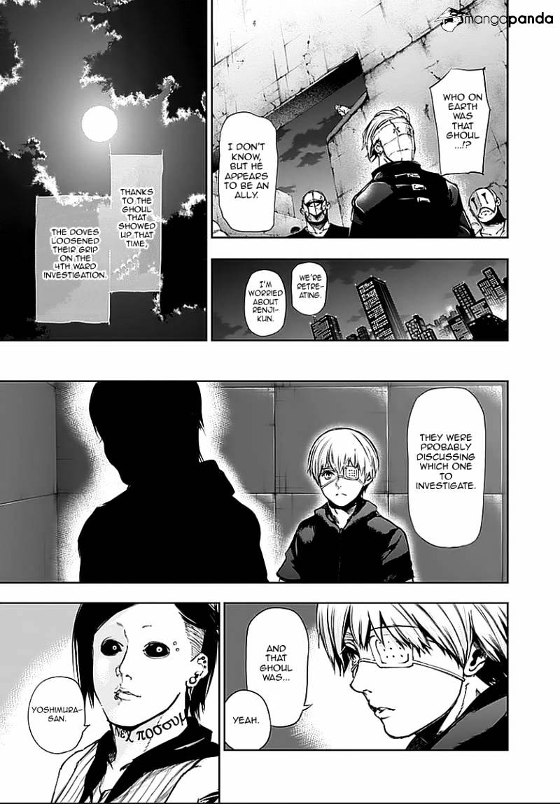 Tokyo Ghoul Chapter 113  Online Free Manga Read Image 13
