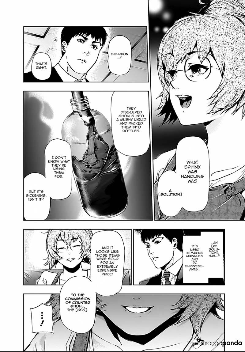Tokyo Ghoul Chapter 115  Online Free Manga Read Image 6
