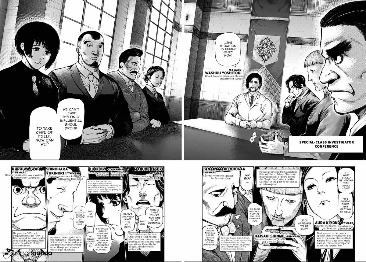 Tokyo Ghoul Chapter 118  Online Free Manga Read Image 12