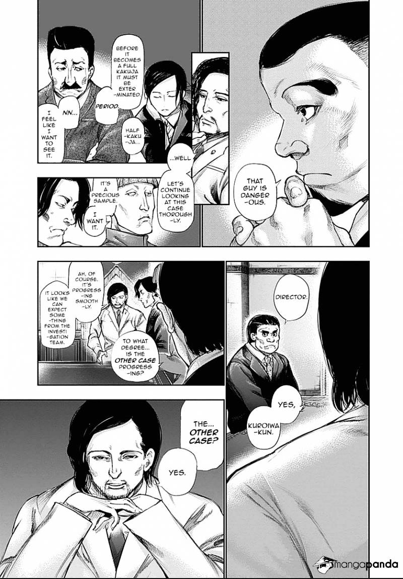 Tokyo Ghoul Chapter 118  Online Free Manga Read Image 14