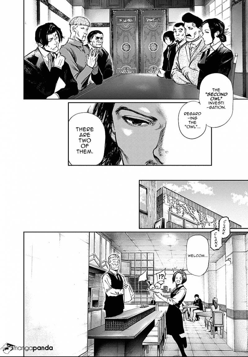 Tokyo Ghoul Chapter 118  Online Free Manga Read Image 15