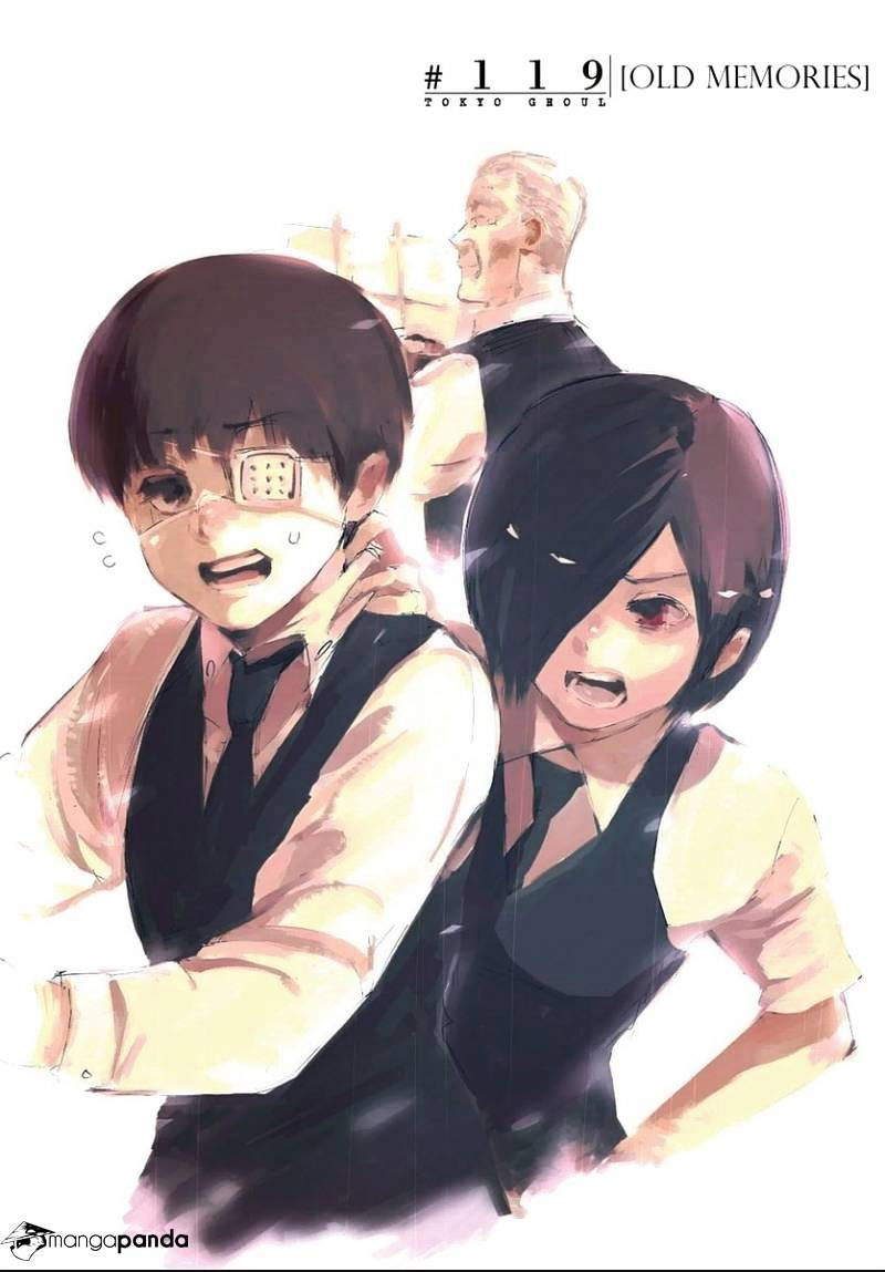 Tokyo Ghoul Chapter 119  Online Free Manga Read Image 1