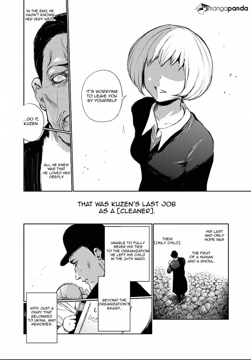 Tokyo Ghoul Chapter 119  Online Free Manga Read Image 13