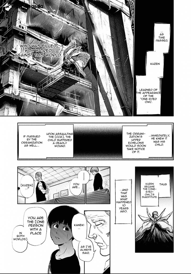 Tokyo Ghoul Chapter 119  Online Free Manga Read Image 14