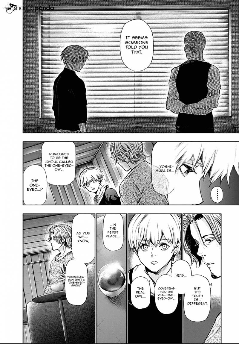 Tokyo Ghoul Chapter 119  Online Free Manga Read Image 3