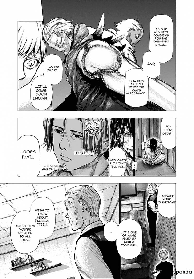 Tokyo Ghoul Chapter 119  Online Free Manga Read Image 4