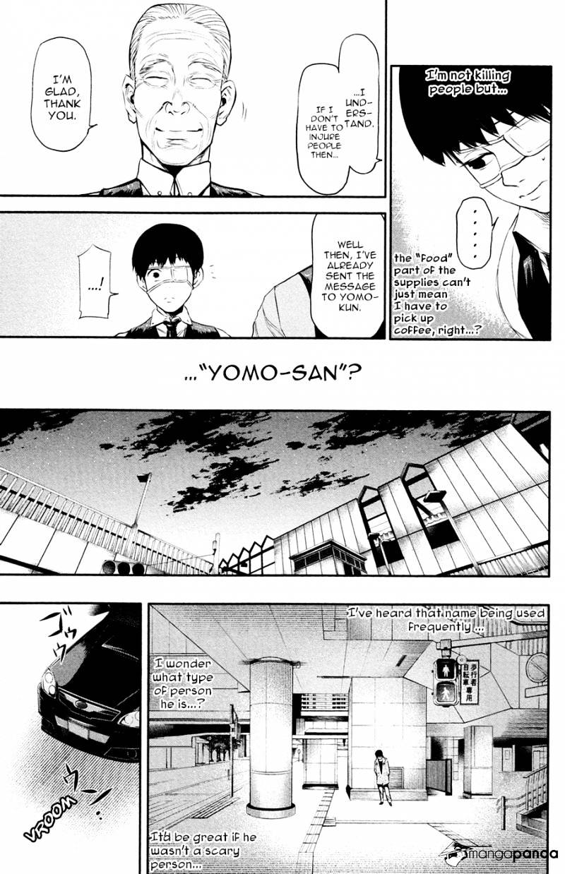 Tokyo Ghoul Chapter 12  Online Free Manga Read Image 13