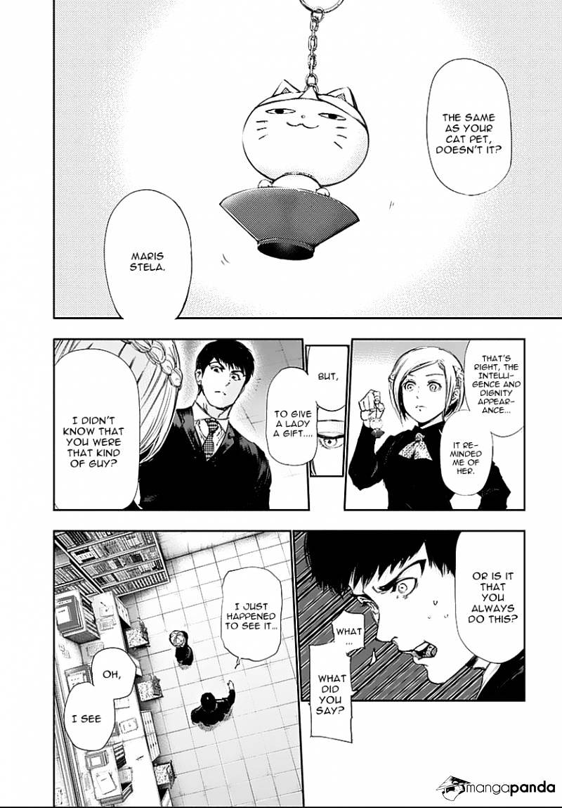 Tokyo Ghoul Chapter 121  Online Free Manga Read Image 11
