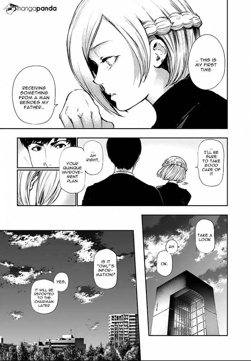 Tokyo Ghoul Chapter 121  Online Free Manga Read Image 12