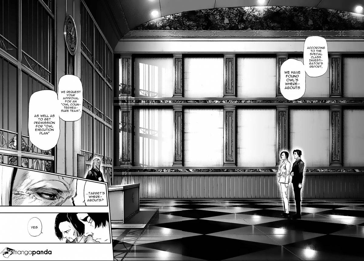 Tokyo Ghoul Chapter 121  Online Free Manga Read Image 17