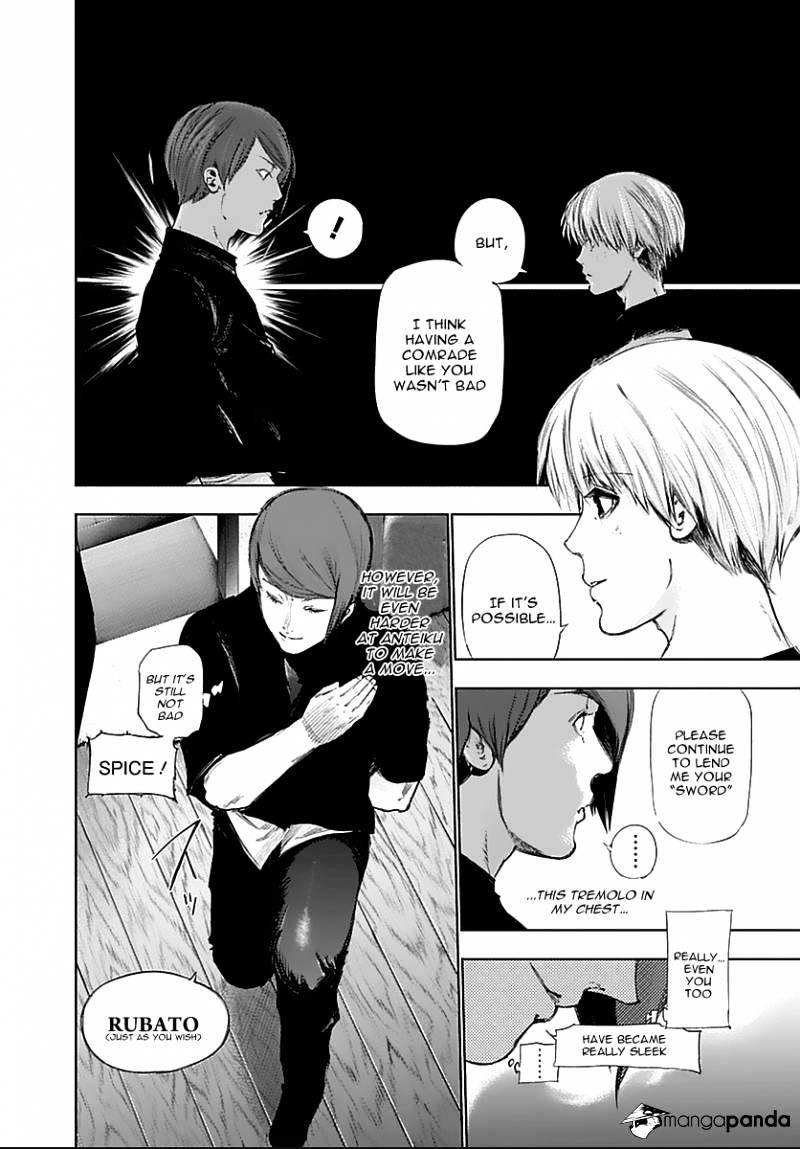 Tokyo Ghoul Chapter 121  Online Free Manga Read Image 9