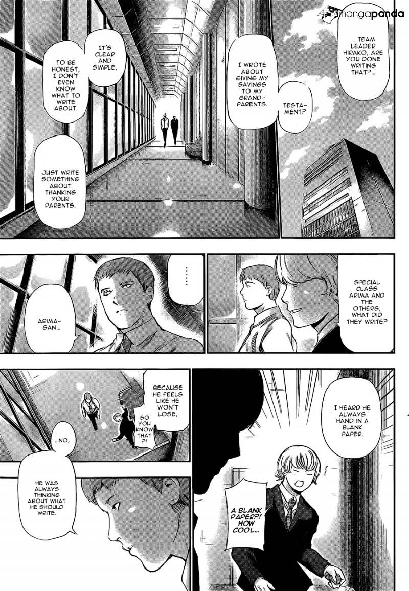Tokyo Ghoul Chapter 123  Online Free Manga Read Image 11