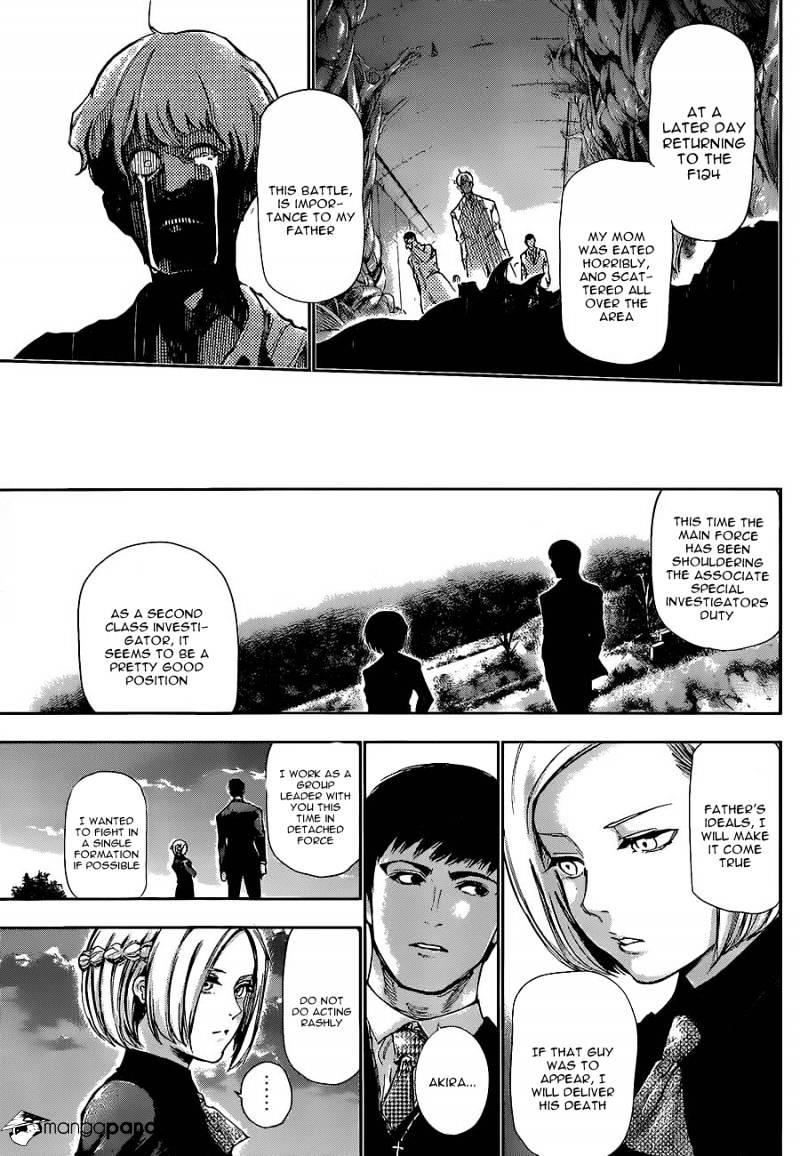 Tokyo Ghoul Chapter 124  Online Free Manga Read Image 10