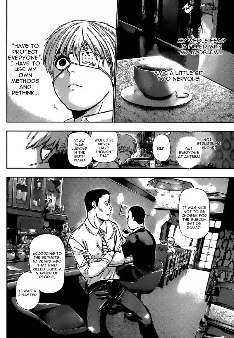 Tokyo Ghoul Chapter 124  Online Free Manga Read Image 16