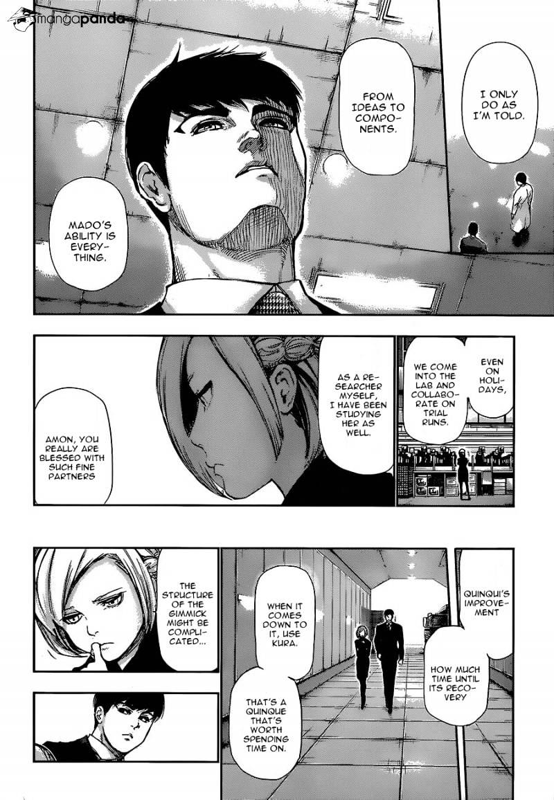 Tokyo Ghoul Chapter 124  Online Free Manga Read Image 5