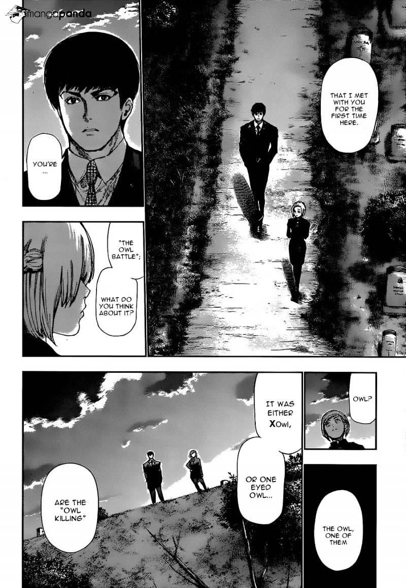 Tokyo Ghoul Chapter 124  Online Free Manga Read Image 7