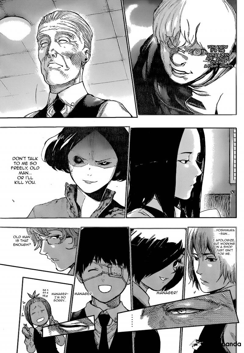 Tokyo Ghoul Chapter 125  Online Free Manga Read Image 15