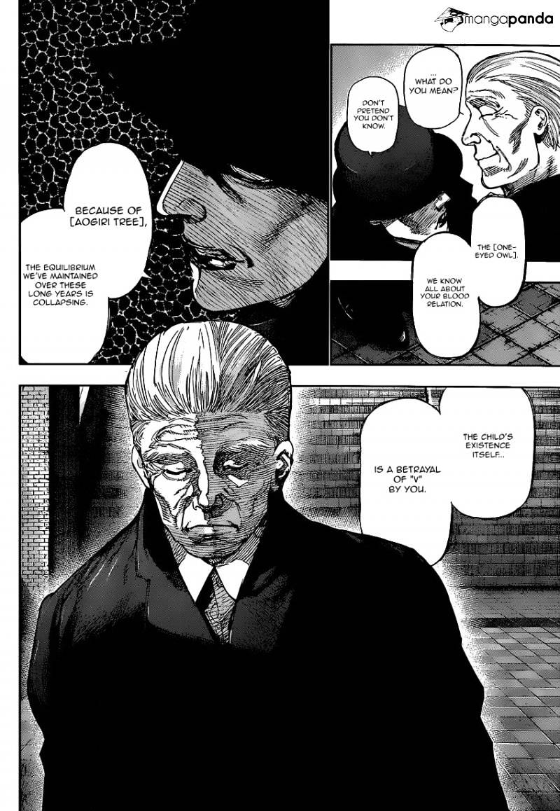 Tokyo Ghoul Chapter 125  Online Free Manga Read Image 4