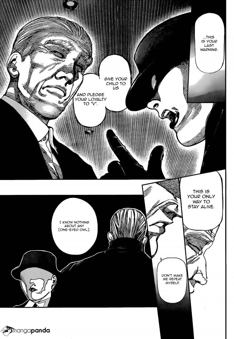 Tokyo Ghoul Chapter 125  Online Free Manga Read Image 5