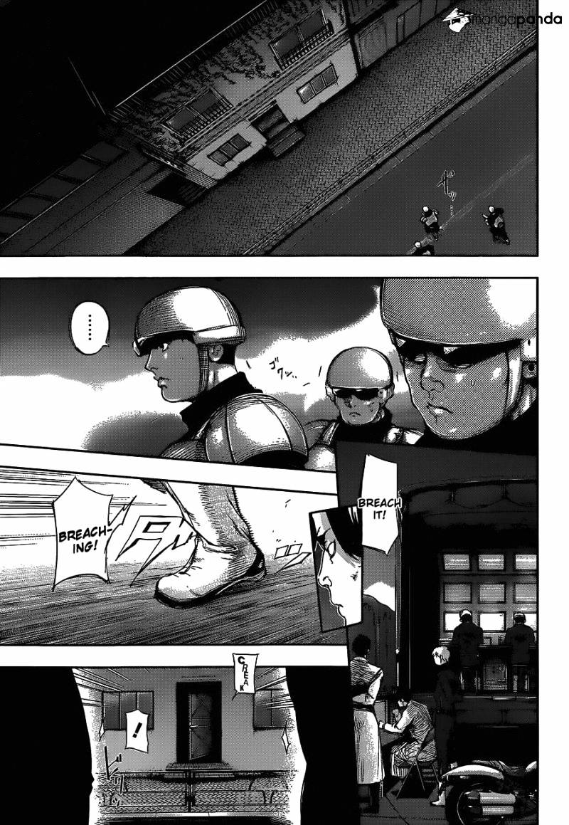 Tokyo Ghoul Chapter 126  Online Free Manga Read Image 1