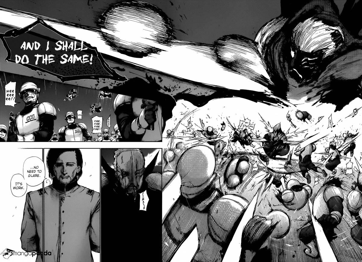 Tokyo Ghoul Chapter 126  Online Free Manga Read Image 10