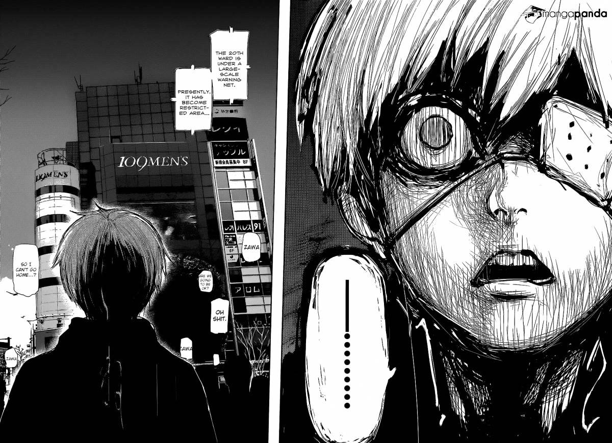 Tokyo Ghoul Chapter 126  Online Free Manga Read Image 11