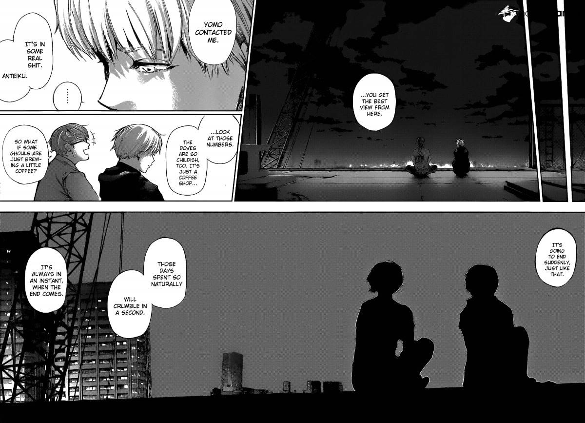 Tokyo Ghoul Chapter 128  Online Free Manga Read Image 4