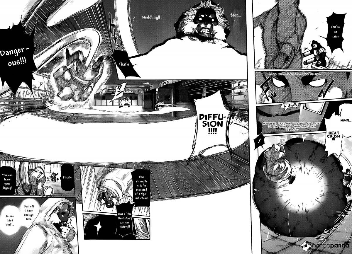 Tokyo Ghoul Chapter 129  Online Free Manga Read Image 4