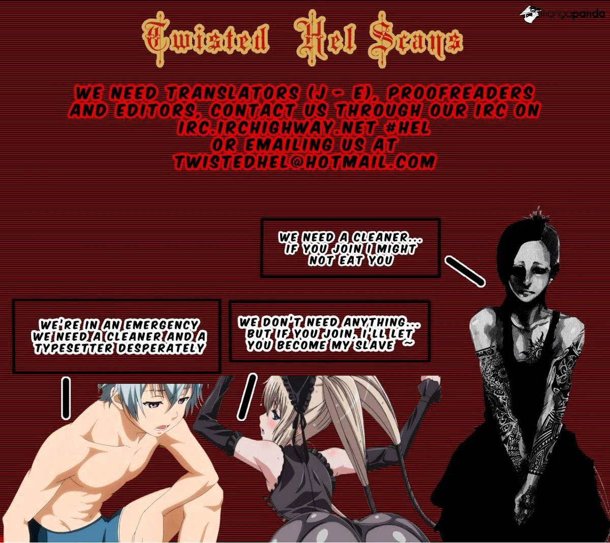 Tokyo Ghoul Chapter 13  Online Free Manga Read Image 1