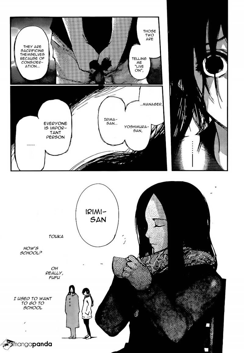 Tokyo Ghoul Chapter 130  Online Free Manga Read Image 11
