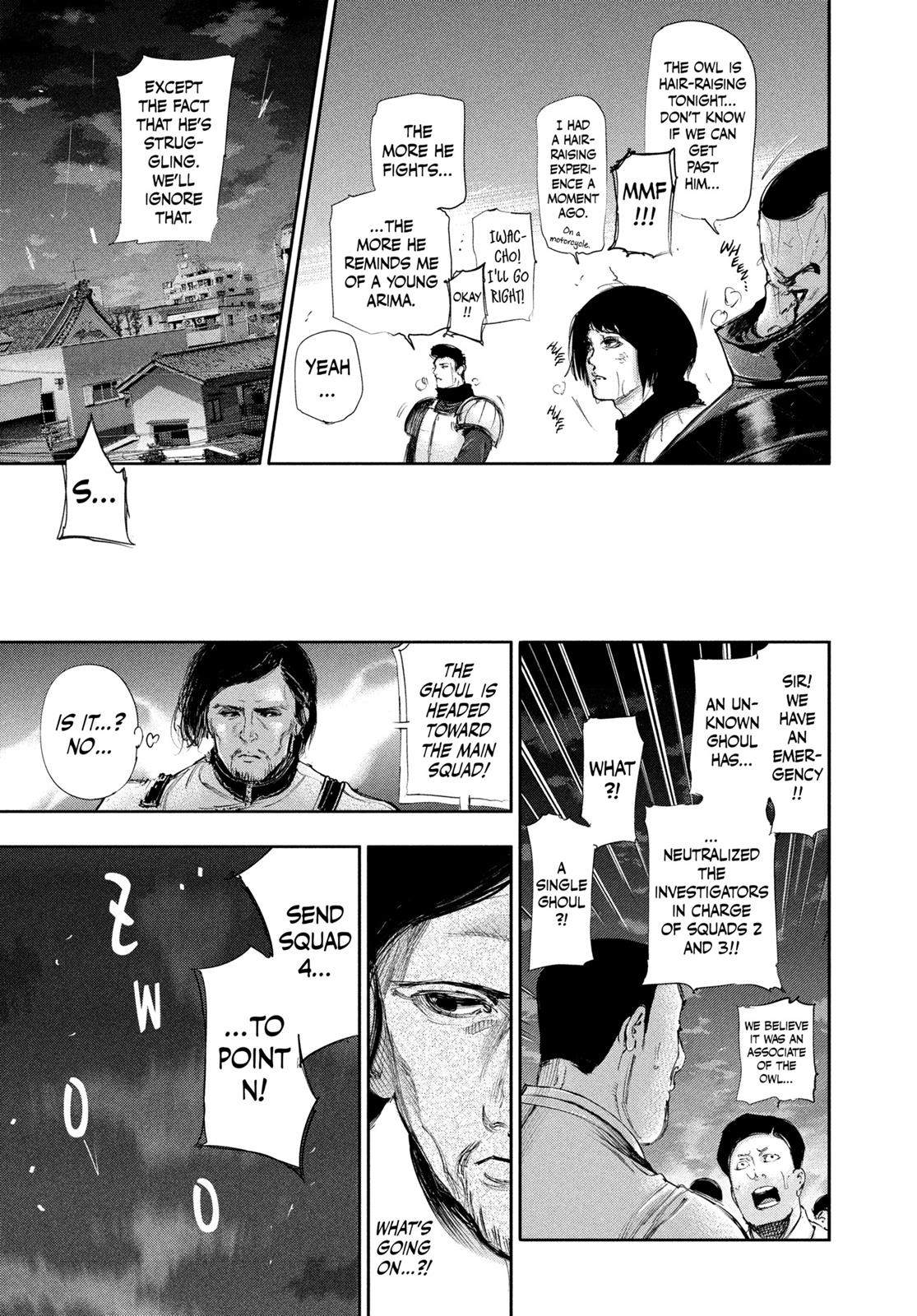Tokyo Ghoul Chapter 132  Online Free Manga Read Image 12