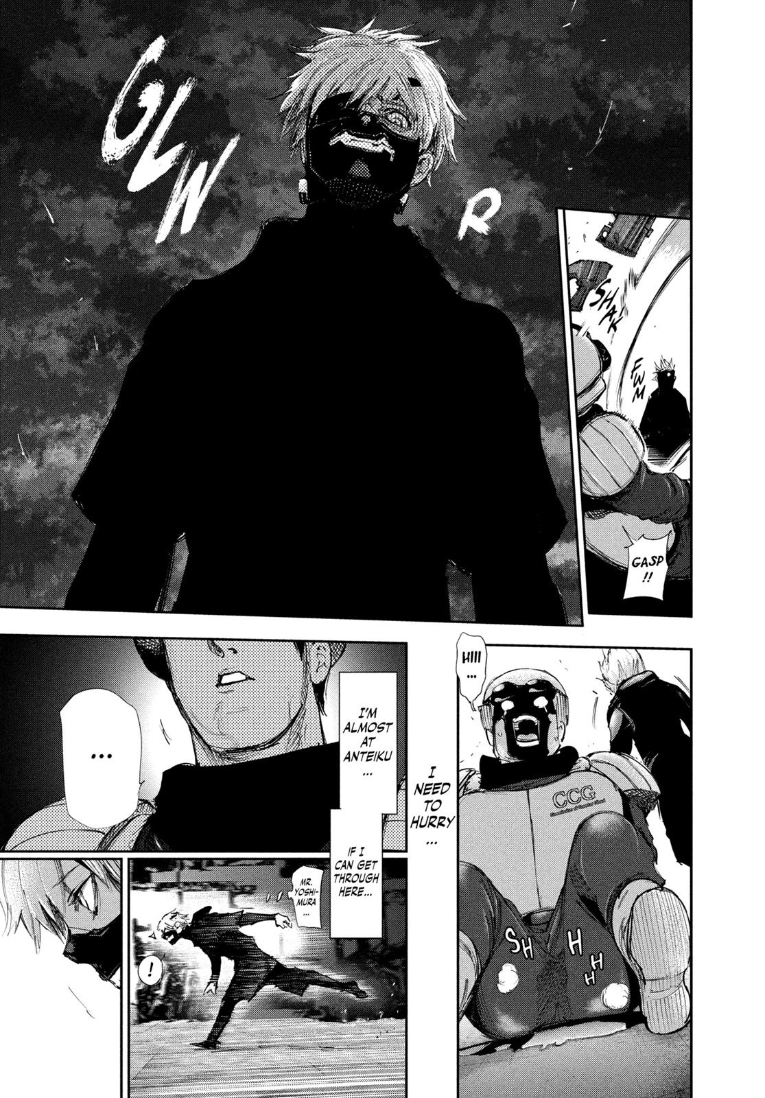 Tokyo Ghoul Chapter 132  Online Free Manga Read Image 14