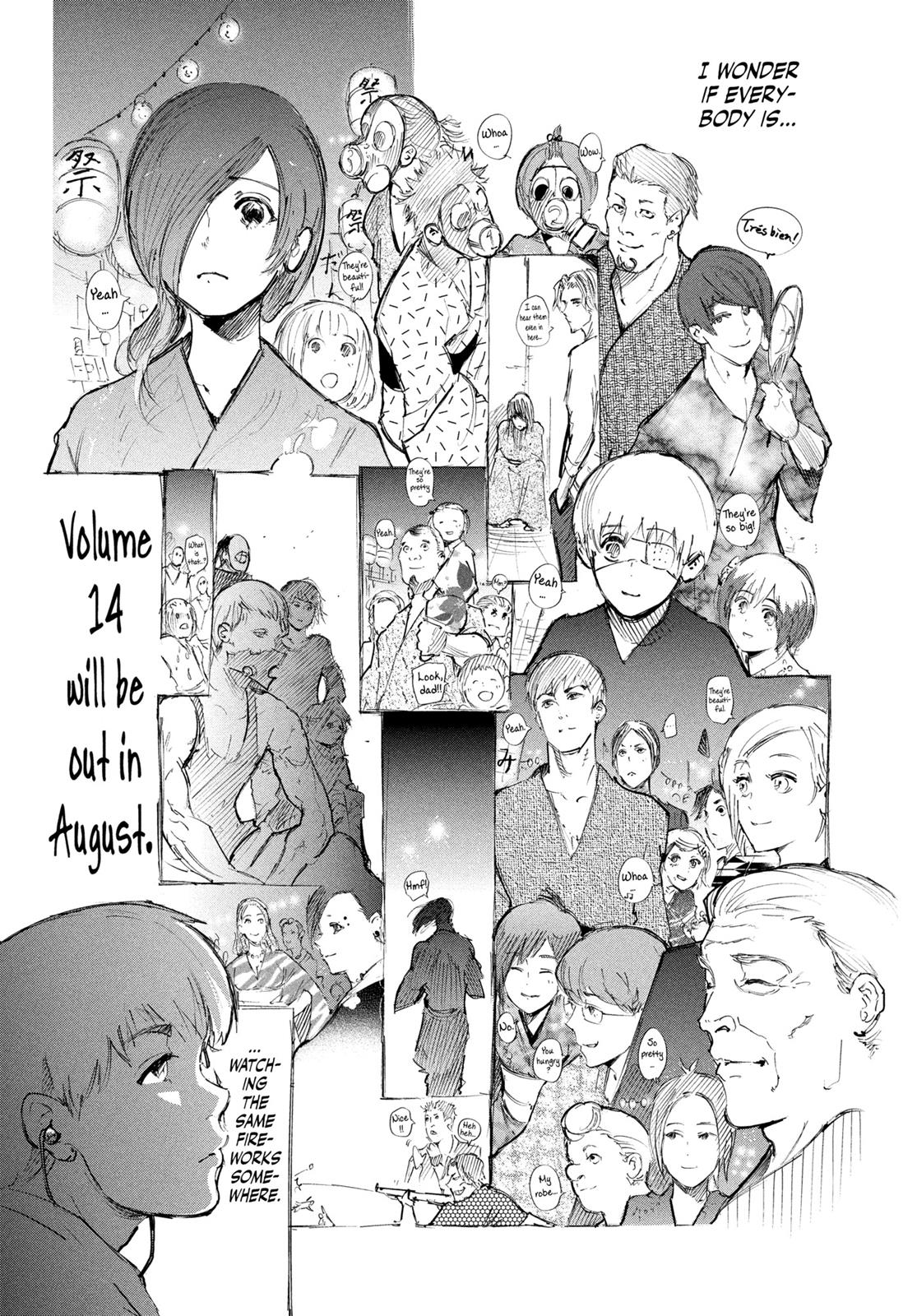 Tokyo Ghoul Chapter 132  Online Free Manga Read Image 21