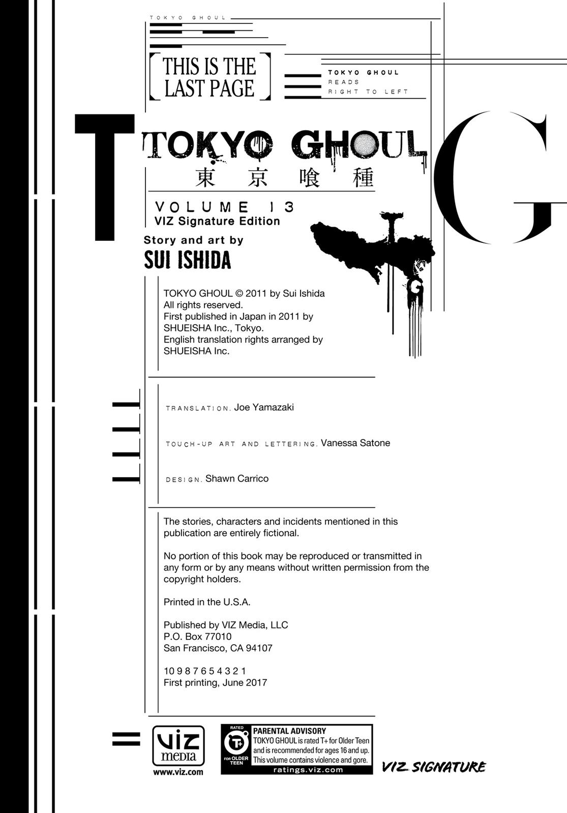 Tokyo Ghoul Chapter 132  Online Free Manga Read Image 22