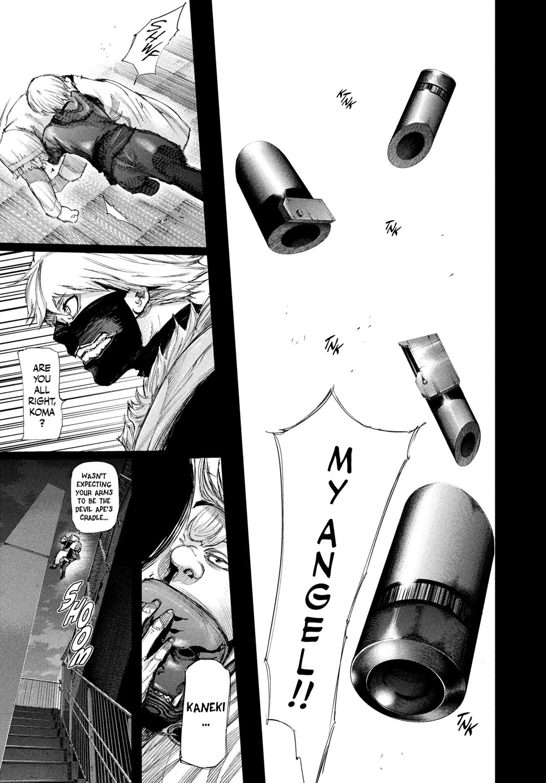 Tokyo Ghoul Chapter 132  Online Free Manga Read Image 4
