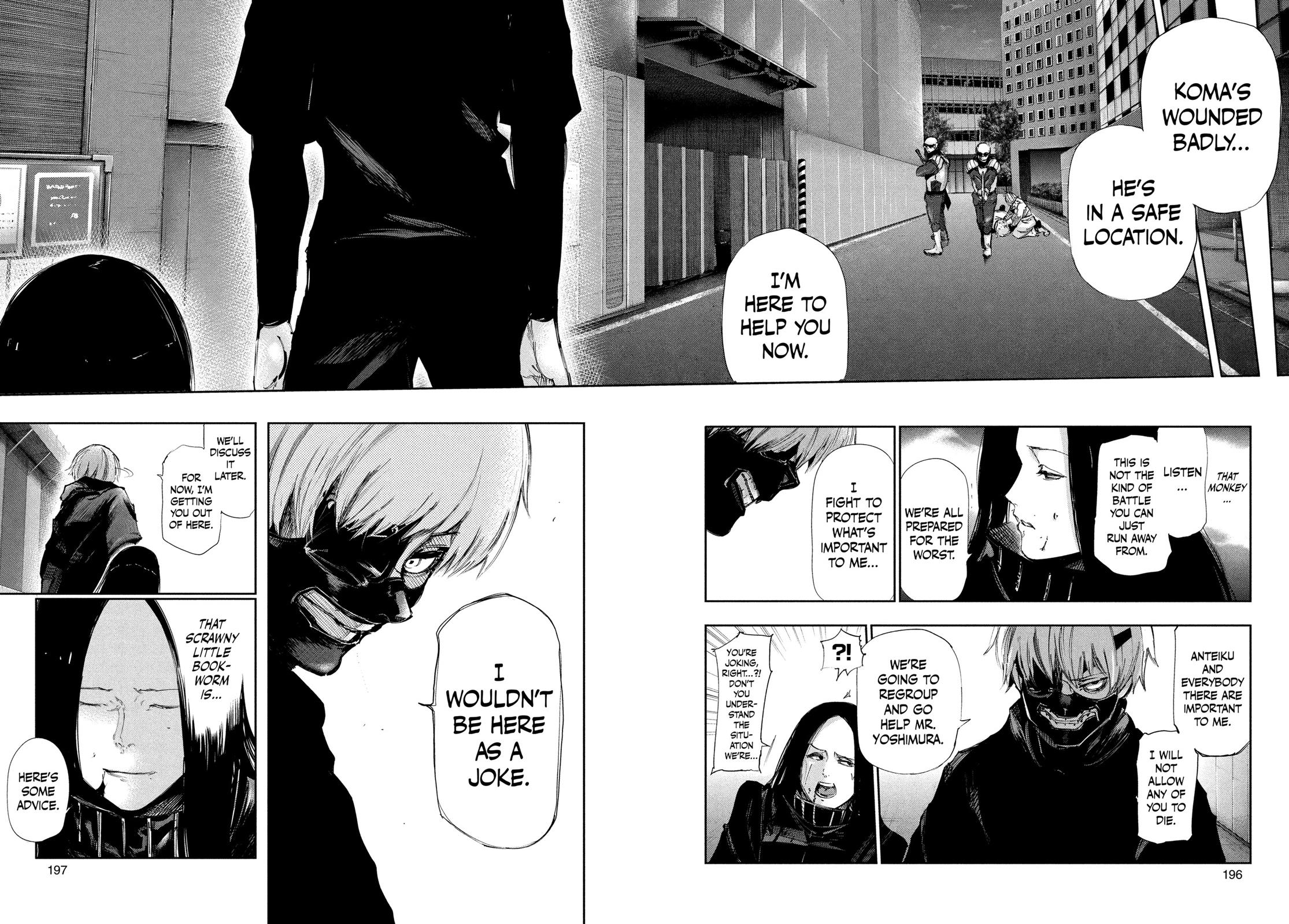 Tokyo Ghoul Chapter 132  Online Free Manga Read Image 5
