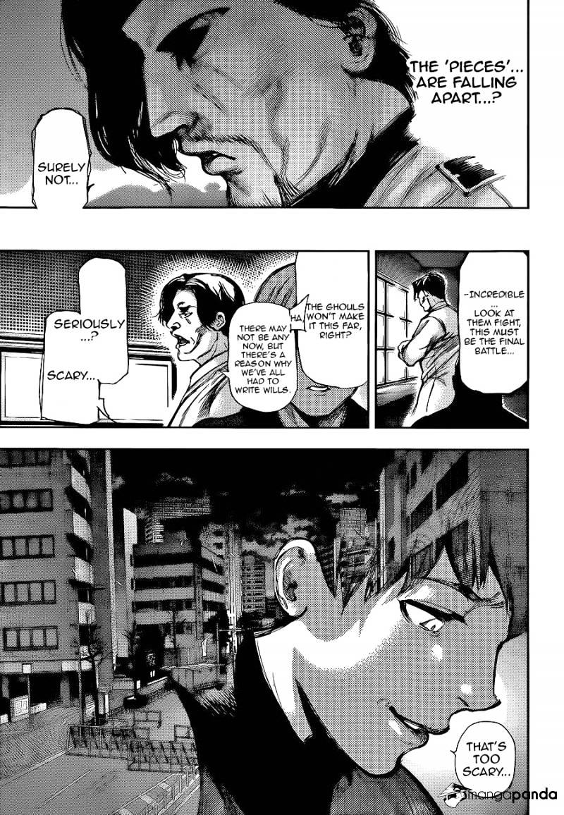 Tokyo Ghoul Chapter 133  Online Free Manga Read Image 11