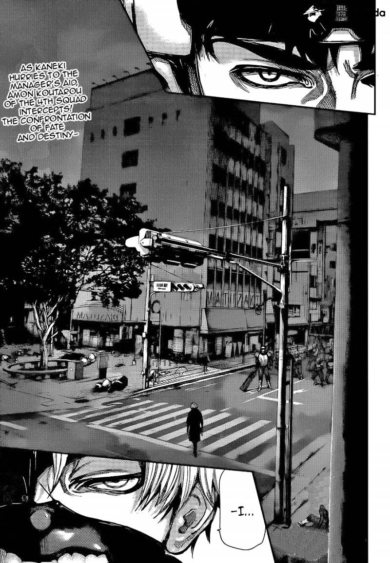 Tokyo Ghoul Chapter 133  Online Free Manga Read Image 2