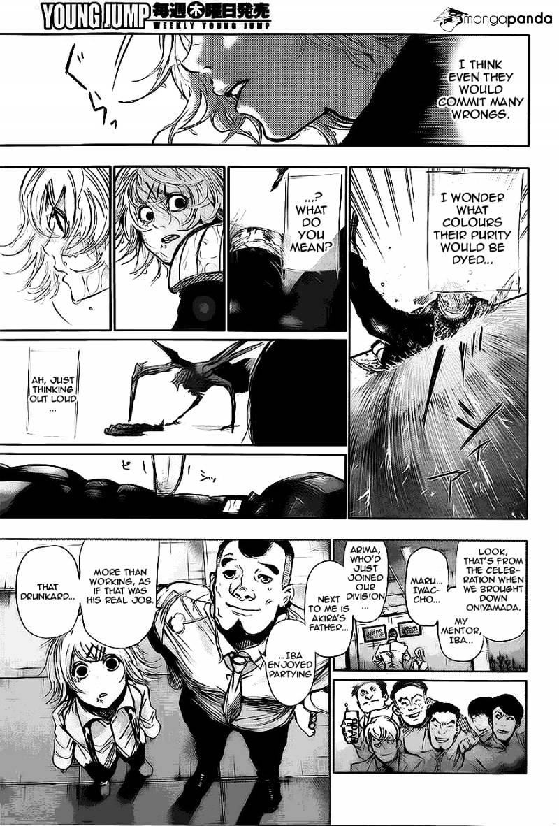 Tokyo Ghoul Chapter 137  Online Free Manga Read Image 14