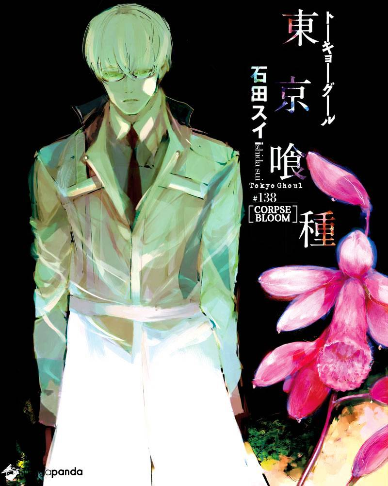 Tokyo Ghoul Chapter 138  Online Free Manga Read Image 1