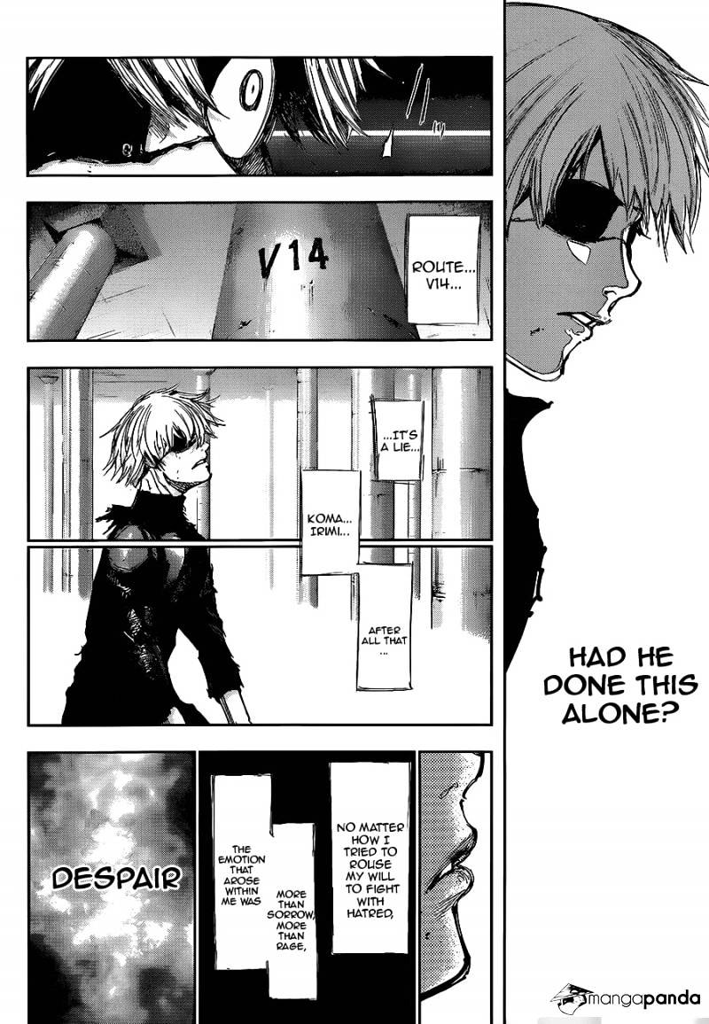 Tokyo Ghoul Chapter 138  Online Free Manga Read Image 4