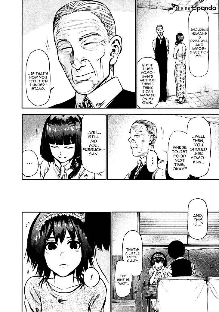 Tokyo Ghoul Chapter 14  Online Free Manga Read Image 15